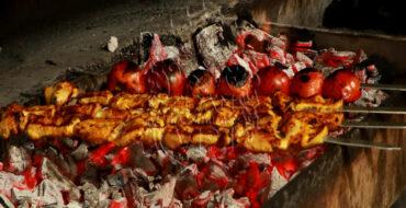 جوجه کباب غذای ایرانی نیست